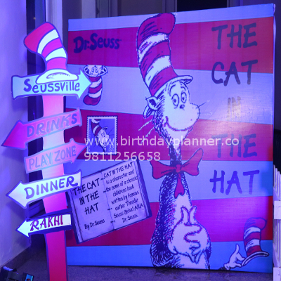 theme party decorator in delhi