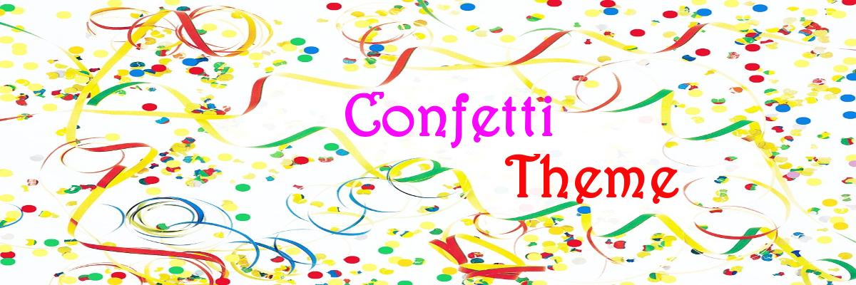Confetti On Rent Delhi