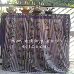 disney puppet show for birthday party
