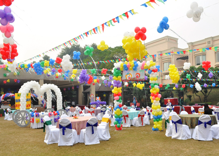 best party decorator in india