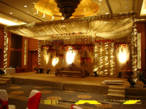 flowers decoration for corporate party