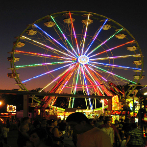 giant wheel for fastival