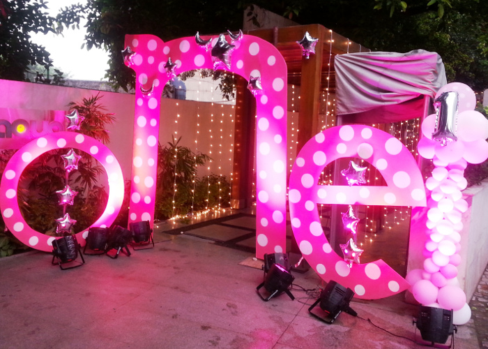 party decoration in delhi