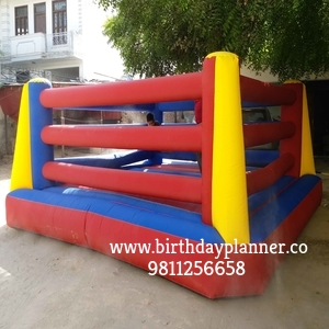 inflatable ring game party