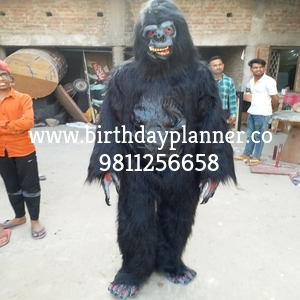 gorilla for party