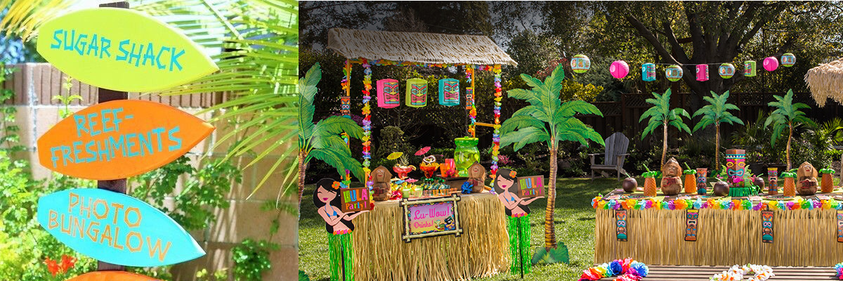 Hawaii Theme Party Planner Delhi