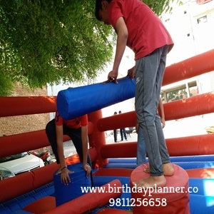 inflatable boxing ring game for rent