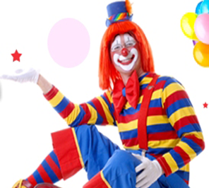 joker clown for birthday party
