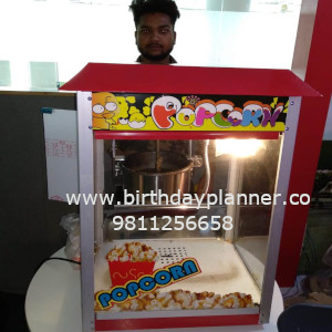 popcorn counter for party