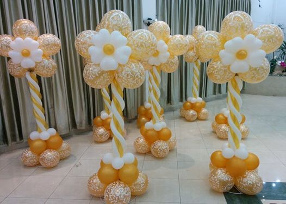 printed balloon for decoration
