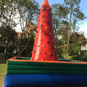pyramid bouncy for kids party