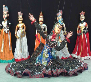 rajasthani puppet show for events