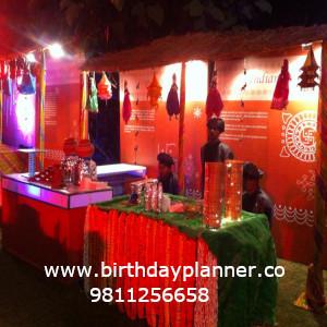 rajasthani theme party