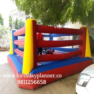 inflatable ring game in india