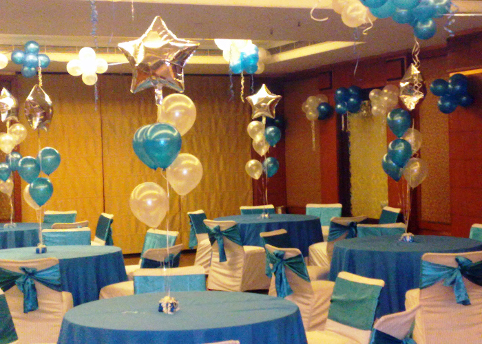 indoor decoration for party