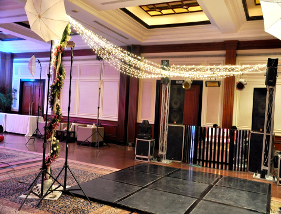 sound system for wedding party