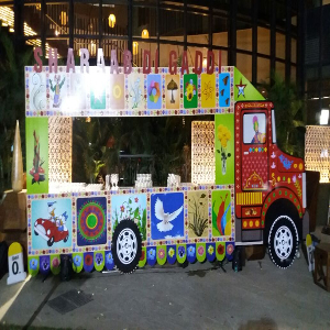 truck bar on rent in delhi