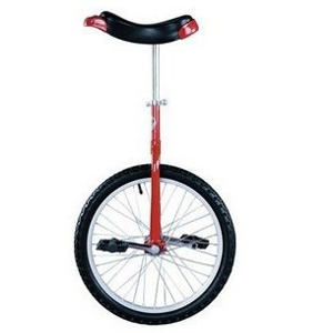 unicyclist for fun