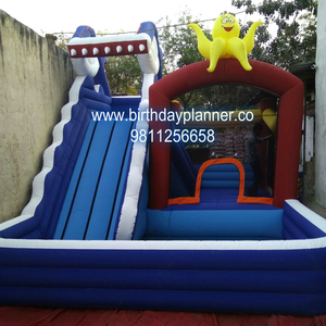 water bouncy for children's party