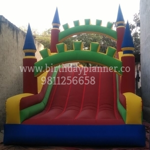 water bouncy on rent
