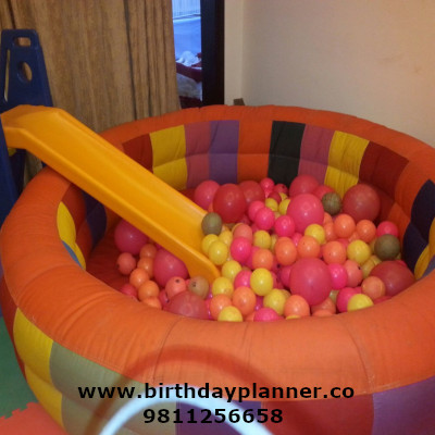Ball Pool Manufacturer In Delhi