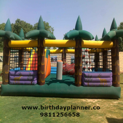 Jungle Bouncy For Sale In Delhi-Ncr