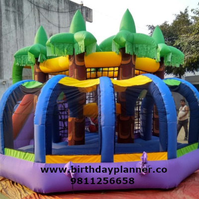 Jungle Bouncy Manufacturer Delhi