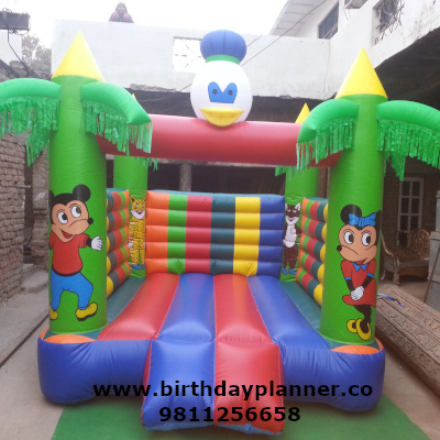 small bouncy for sale in Delhi