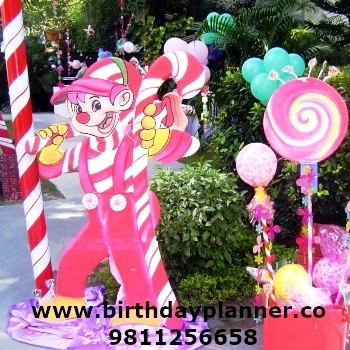 candy land theme party ideas