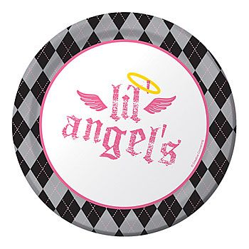 angel theme party decoration
