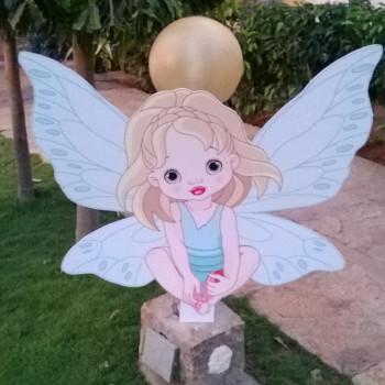 angel theme party delhi