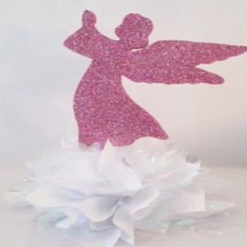 angel theme party planner
