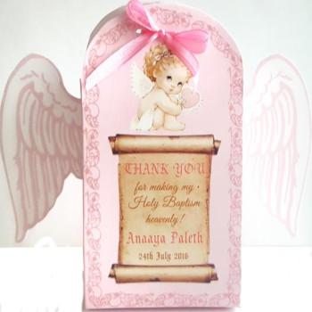 angel themed birthday