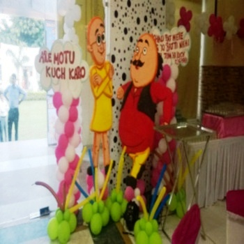 motu patlu theme party