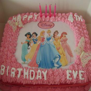 princess theme party decor