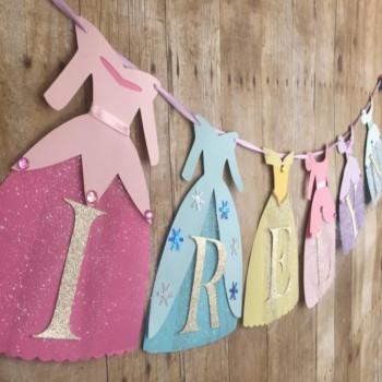 princess theme party decoration