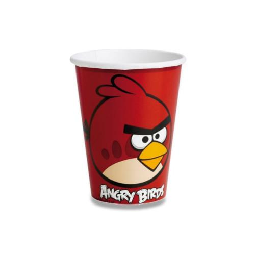 angry bird theme decoration