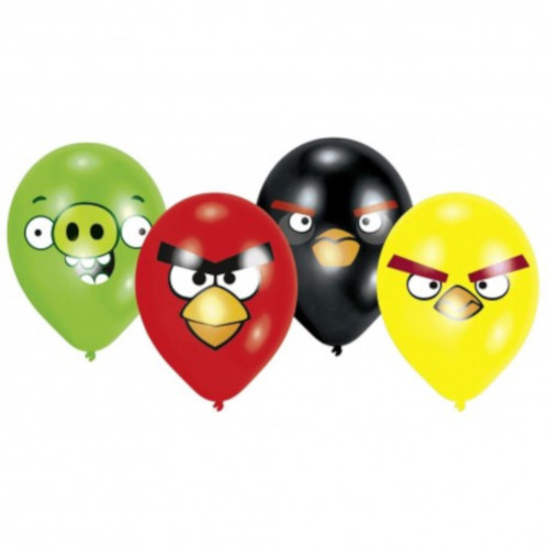 angry bird theme party planner