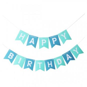 aqua themed birthday party
