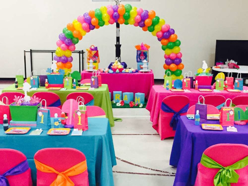 barney themed birthday party ideas