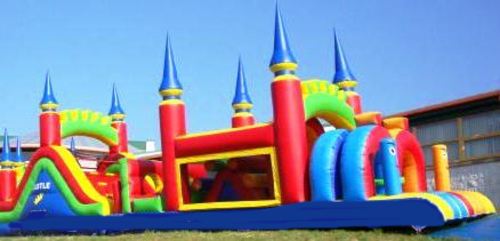 bouncy on rent in delhi