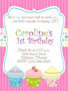 cupcake theme party ideas