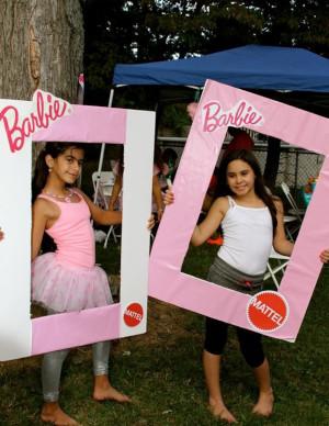 doll theme party idea