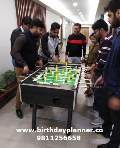 Foosball Table In Delhi