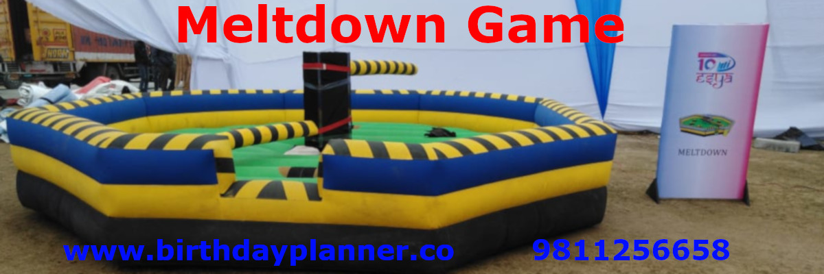 meltdown game on rent