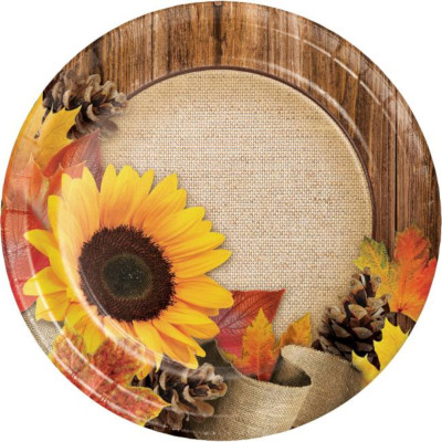 sunflower theme party idea