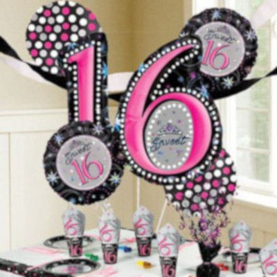 sweet 16 theme party Delhi