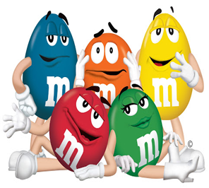M and M Theme Party In Delhi
