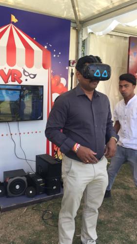 V R game on rent in delhi