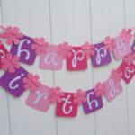 flower theme party idea